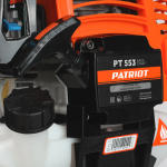 Бензиновый триммер Patriot PT 553 The One (1+1)