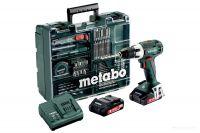 Винтовёрт  Metabo BS 18 LT Set