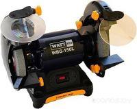 Заточный станок с подсветкой Watt Pro WBG-150L