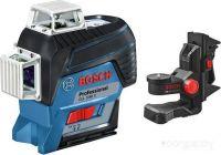 Лазерный нивелир Bosch GLL 3-80 C Professional 0601063R05 (с АКБ и держателем BM 1)