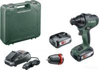 Дрель-шуруповерт Bosch AdvancedDrill 18 06039B5001 (с 2-мя АКБ, кейс)