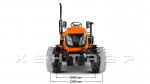 Трактор Кентавр Т-244