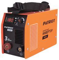 Сварочный инвертор Patriot 210 DC