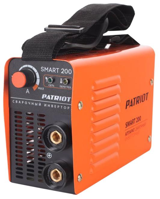 Сварочный инвертор Patriot SMART 200 MMA 17983