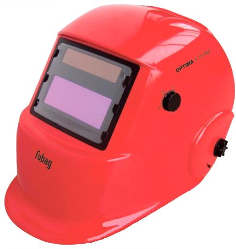 Сварочная маска FUBAG Optima 9-13 Red [992470]