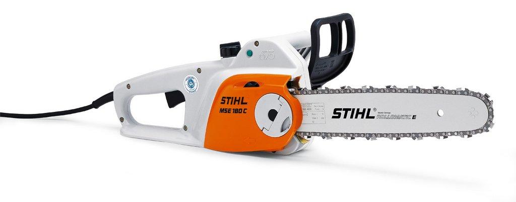 Электрическая пила Stihl MSE 180 C-BQ