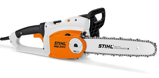 Электрическая пила Stihl MSE 210 C-BQ 1209 011 4020