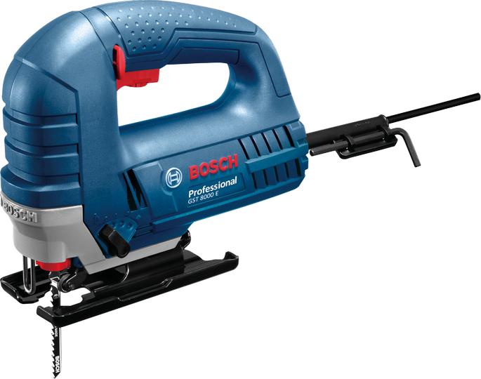 Лобзик Bosch GST 8000 E Professional 060158H000