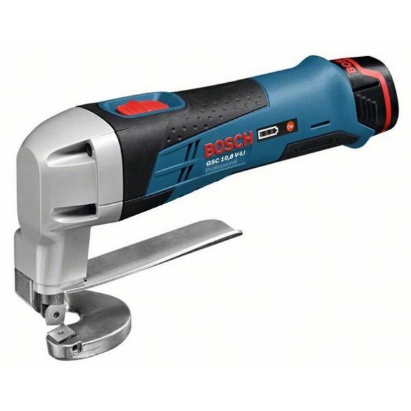 Ножницы по металлу Bosch GSC 10,8 V-LI 0.601.926.105