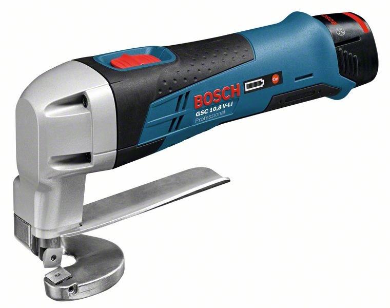 Ножницы по металлу Bosch GSC 10,8 V-LI 0.601.926.108