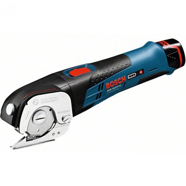 Электрические ножницы Bosch GUS 10,8 V-LI 0.601.9B2.904