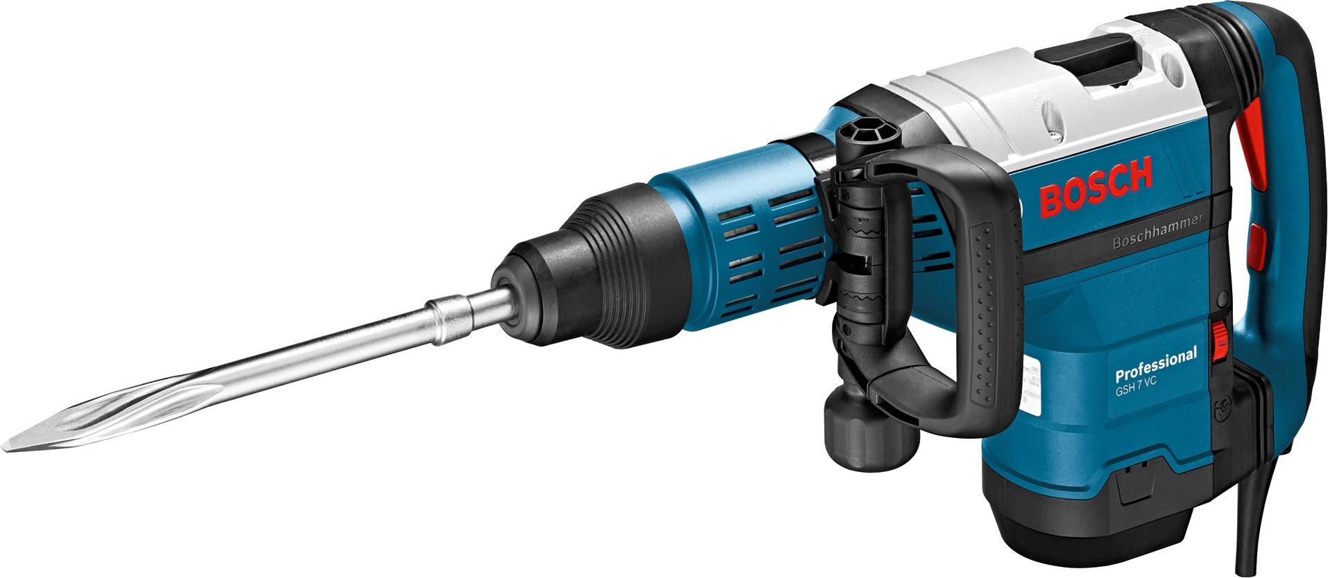 Электрический отбойный молоток Bosch GSH 7 VC 0611322000