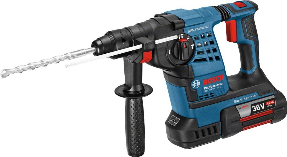 Перфоратор Bosch GBH 36 V-LI 0611907002
