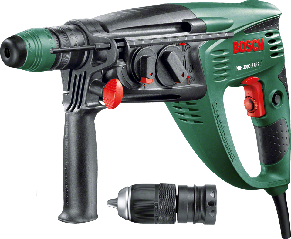Перфоратор Bosch PBH 3000-2 FRE 0.603.394.220