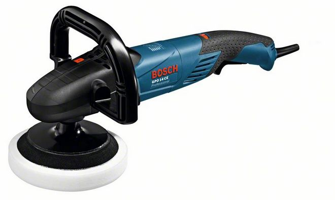 Угловая шлифмашина Bosch GPO 14 CE Professional 0601389000