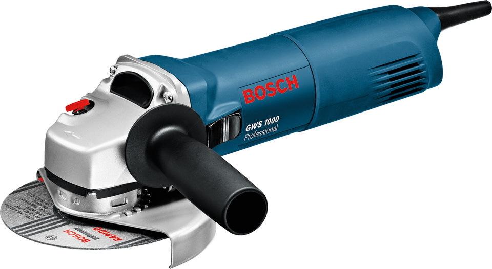 Угловая шлифмашина Bosch GWS 1000 Professional 0601828800