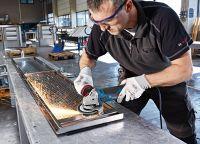 Угловая шлифмашина Bosch GWS 19-125 CI Professional 060179N002