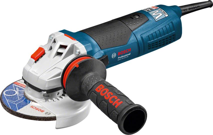 Угловая шлифмашина Bosch GWS 19-125 CIE Professional 060179P002