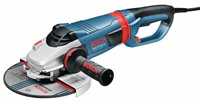 Угловая шлифмашина Bosch GWS 24-230 LVI Professional 0601893F00