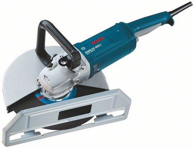 Угловая шлифмашина Bosch GWS 24-300 J 601364800