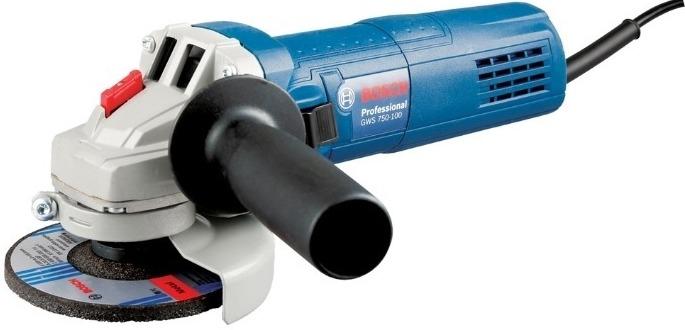 Угловая шлифмашина Bosch GWS 750-115 0.601.394.000