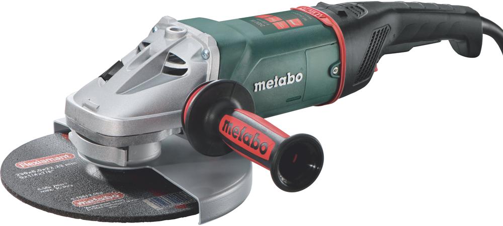 Угловая шлифмашина Metabo WE 24-230 MVT 606469000