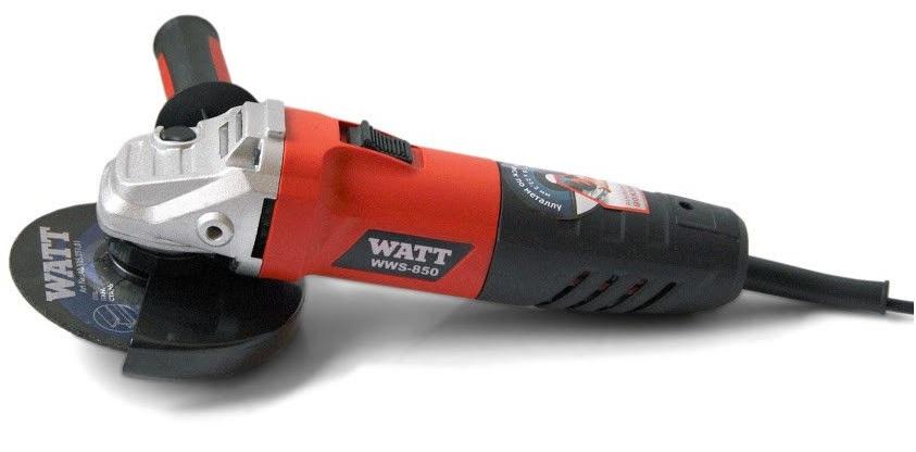 Угловая шлифмашина Watt WWS-850 4.850.125.00