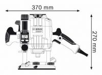 Фрезер Bosch GOF 1250 LCE 0601626101