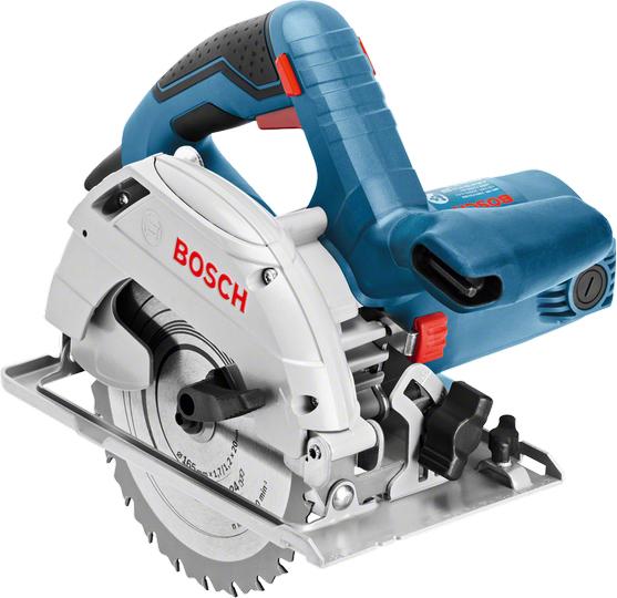 Дисковая пила Bosch GKS 165 Professional 0601676100