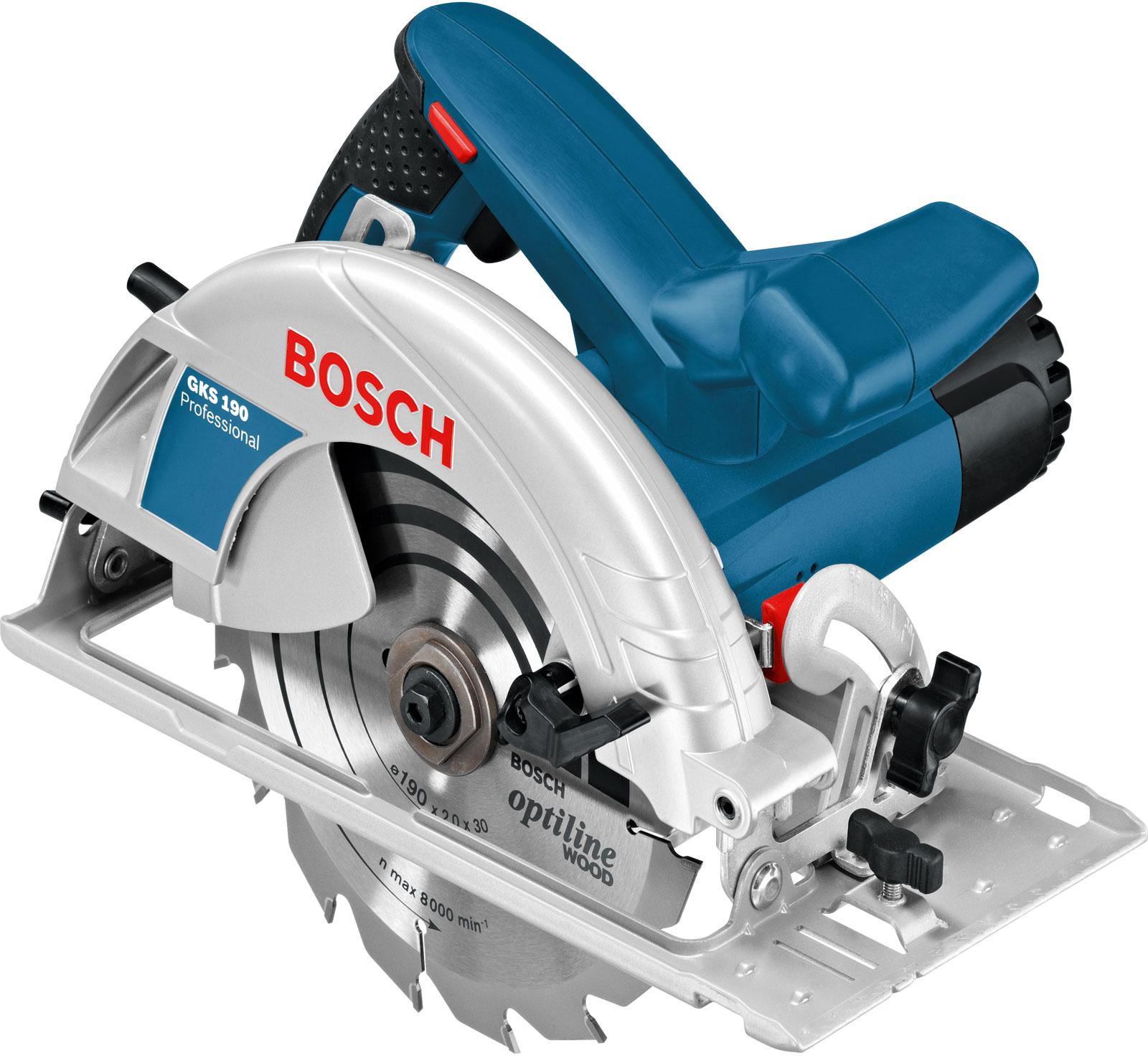 Дисковая пила Bosch GKS 190 Professional 0601623000