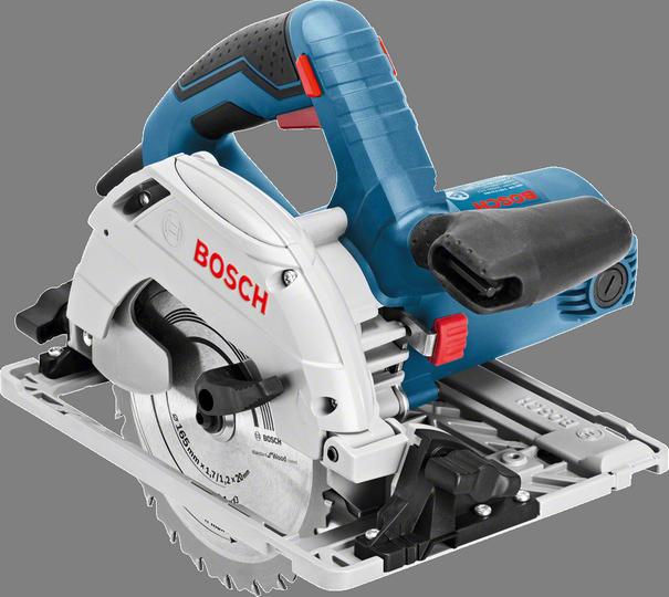 Дисковая пила Bosch GKS 55+ GCE 0601682101