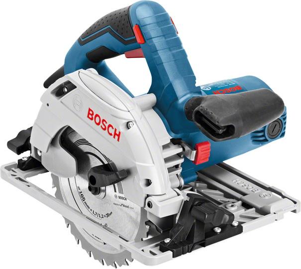 Дисковая пила Bosch GKS 55+ GCE Professional 0601682100