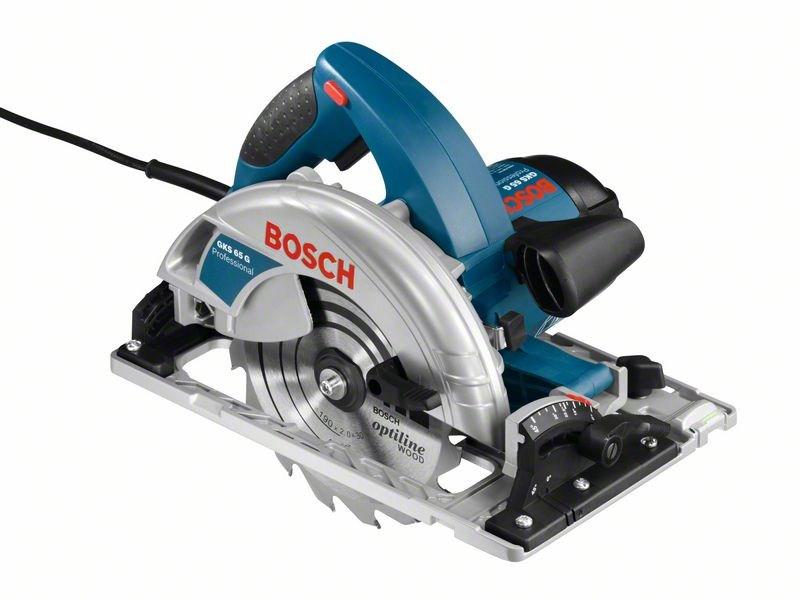 Дисковая пила Bosch GKS 65 G Professional 0601668903