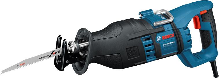 Сабельная пила Bosch GSA 1300 PCE Professional 060164E200