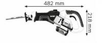 Сабельная пила Bosch GSA 18V-32 Professional 06016A8107