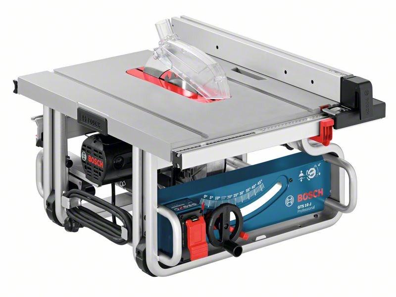 Дисковая пила Bosch GTS 10 J Professional 0601B30500