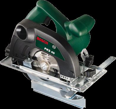Дисковая пила Bosch PKS 40 06033C5000