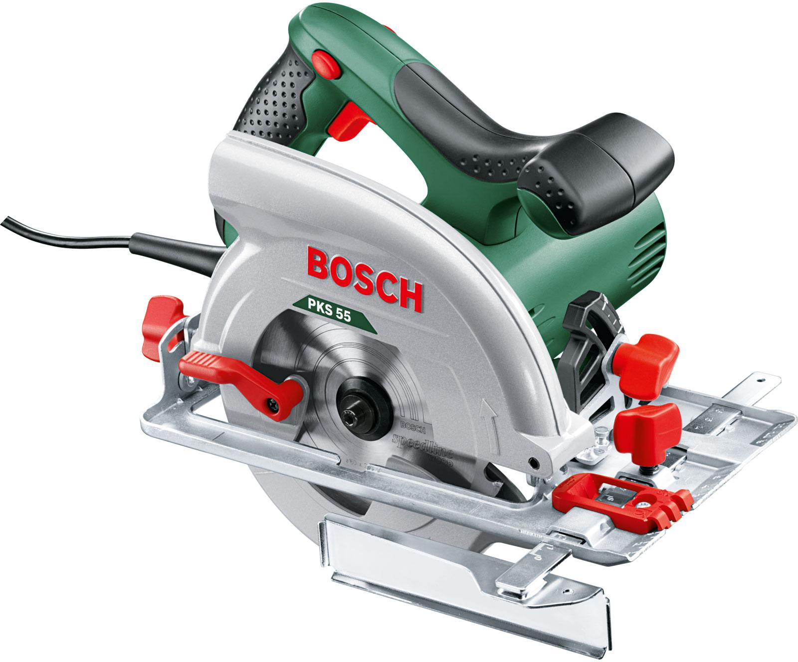 Дисковая пила Bosch PKS 55 0603500020