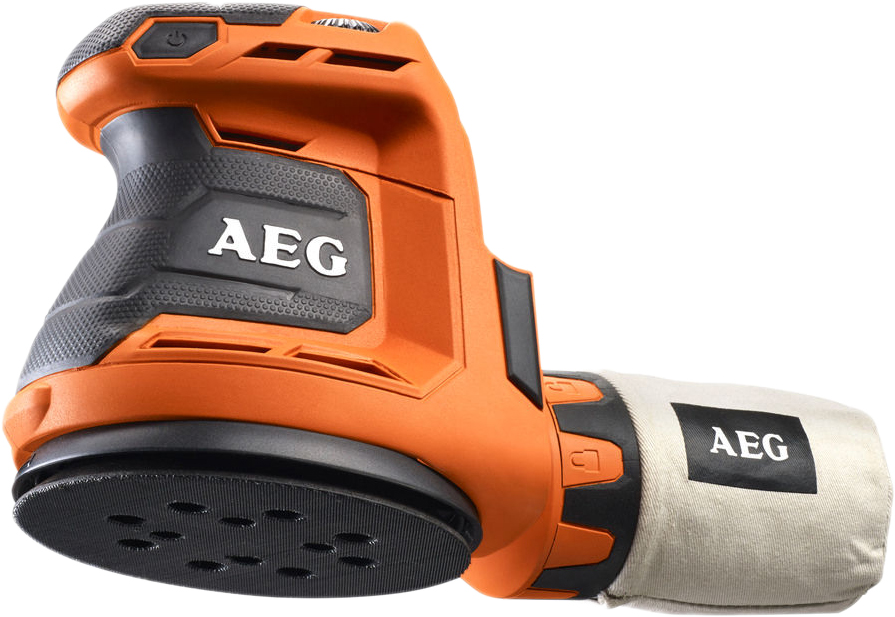 Шлифовальная машина AEG BEX18-125 - 0 4935451086