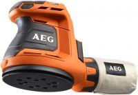 Шлифовальная машина AEG BEX18-125 - 0