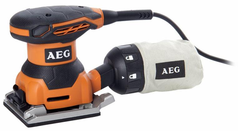 Шлифовальная машина AEG FDS 140 4935416090
