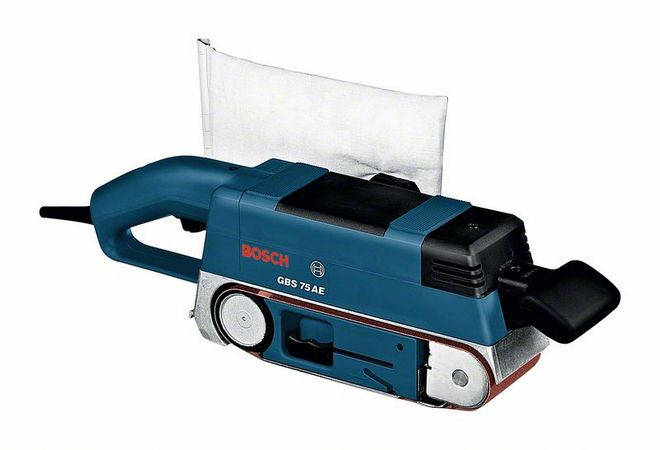 Шлифовальная машина Bosch GBS 75 AE Set Professional 0601274708