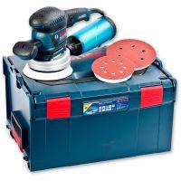 Шлифовальная машина Bosch GEX 125-150 AVE Professional 060137B101