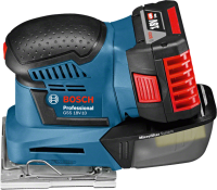 Шлифовальная машина Bosch GSS 18V-10 Professional
