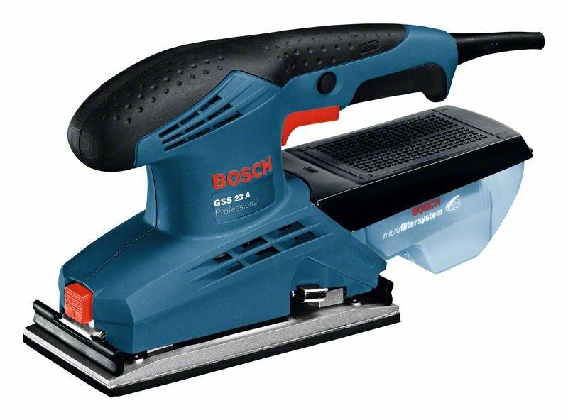 Шлифовальная машина Bosch GSS 23 A Professional 0601070400