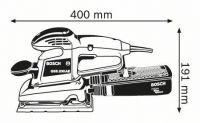 Шлифовальная машина Bosch GSS 230 AE Professional 0601292670