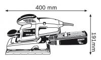 Шлифовальная машина Bosch GSS 280 AE Professional 601293670