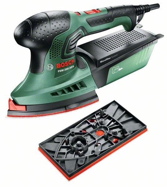Шлифовальная машина Bosch PSM 200 AES 06033B6020