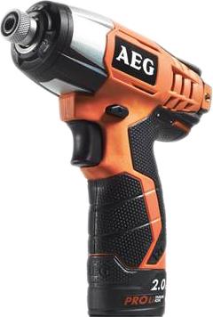 Гайковерт ударный AEG BSS 12C LI-202C 4935443965