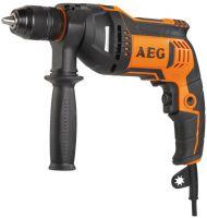 Дрель ударная AEG SBE 750 RE